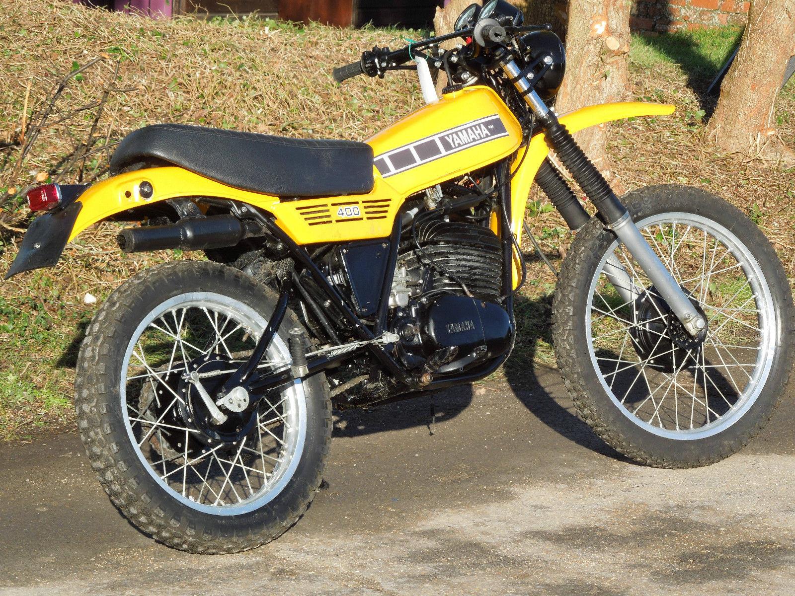Yamaha dt400 dt 400 250 dt400mx for Yamaha dt 250 for sale