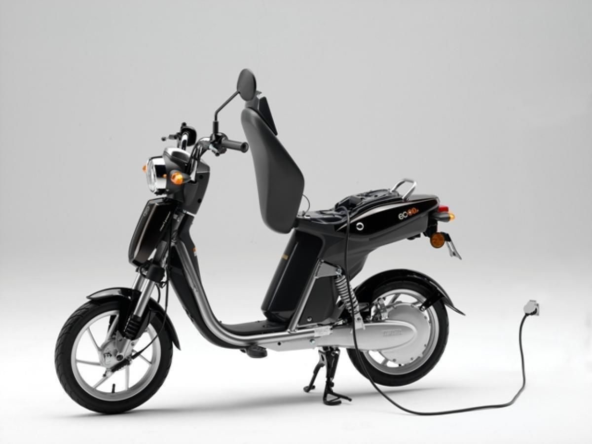 yamaha ec03 demonstrator low mileage electric bike bicycle. Black Bedroom Furniture Sets. Home Design Ideas