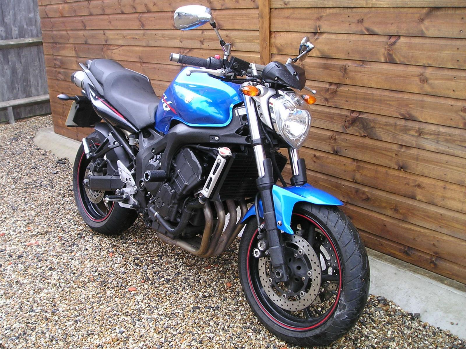 Yamaha FZ6 Naked 600cc   in Emsworth, Hampshire   Gumtree