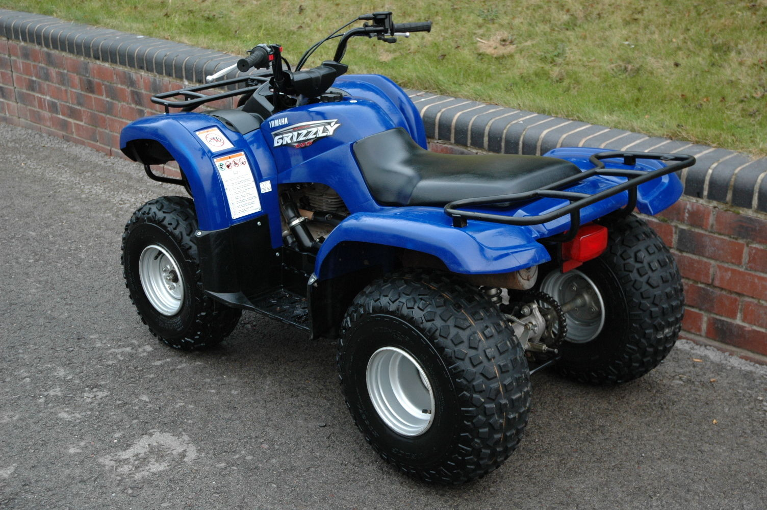 Yamaha Grizzly 125 | Best Upcoming Cars Reviews