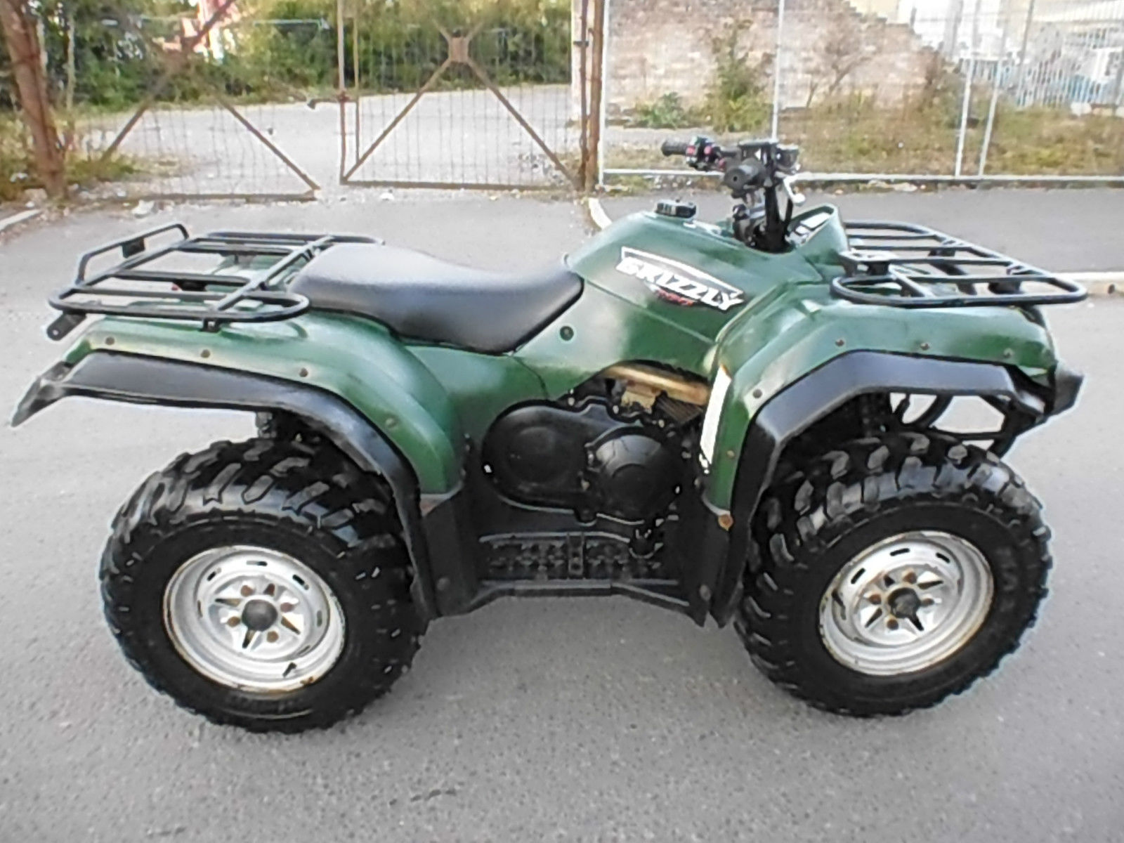 Yamaha Grizzly  Price Uk