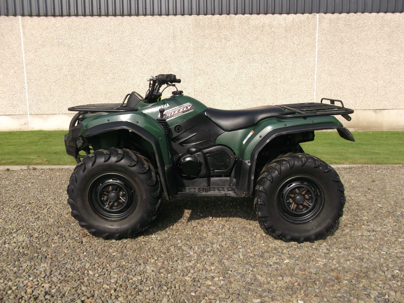 Yamaha grizzly 450 eps 2011 a storry 4x4 for Yamaha grizzly 450 for sale