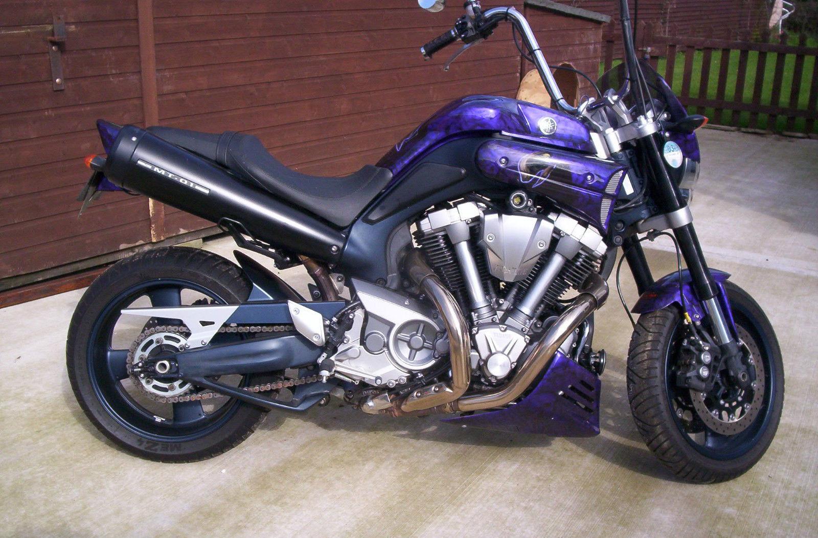 Yamaha Mt Exhaust For Sale