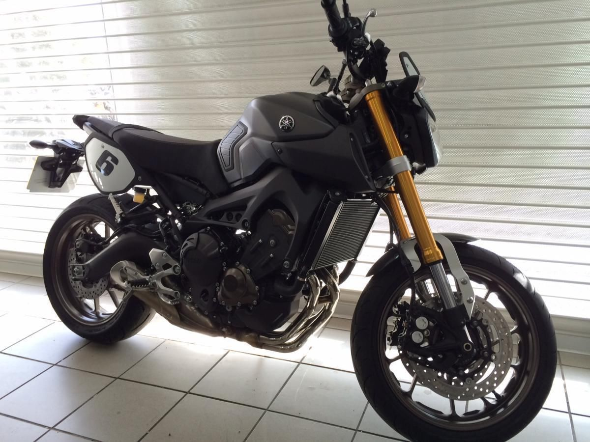 Permalink to Yamaha Mt 09 Sport Tracker For Sale