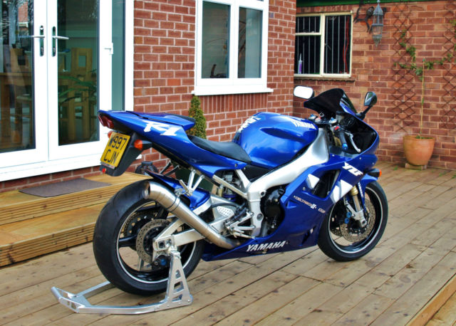 2000 yamaha r1 service manual