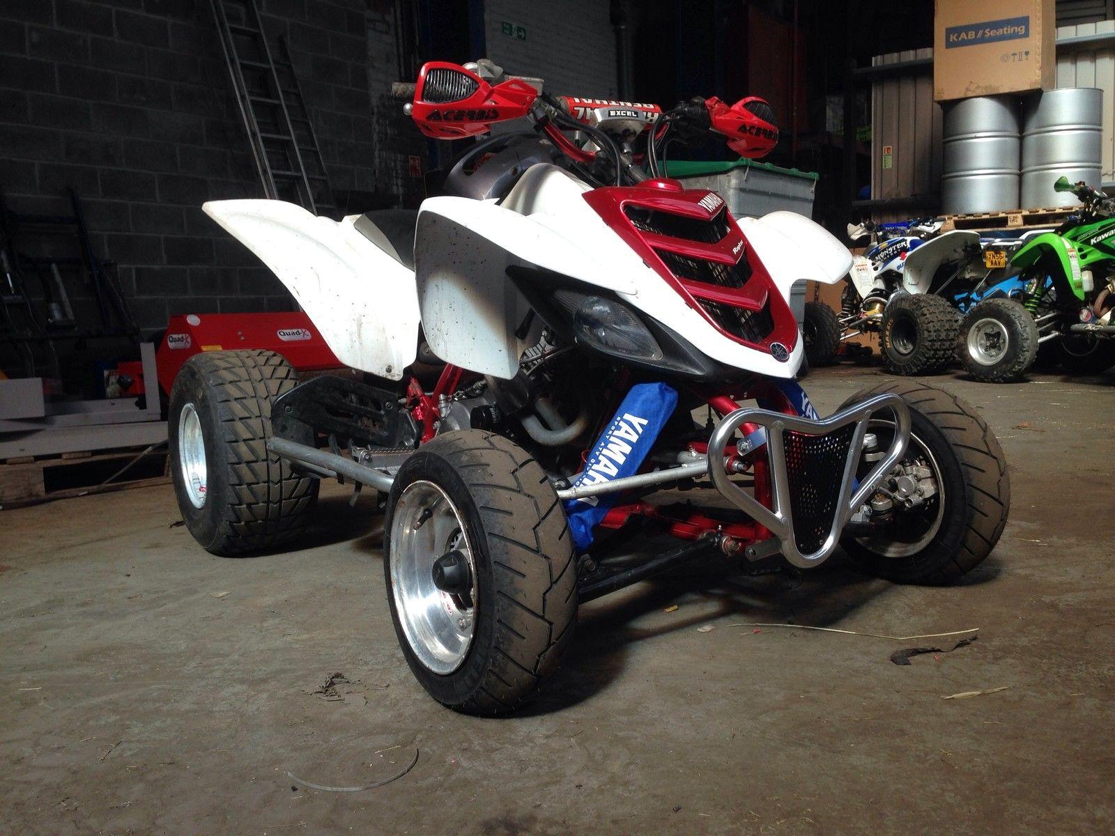 Yamaha raptor 660r must see for Yamaha 660r raptor