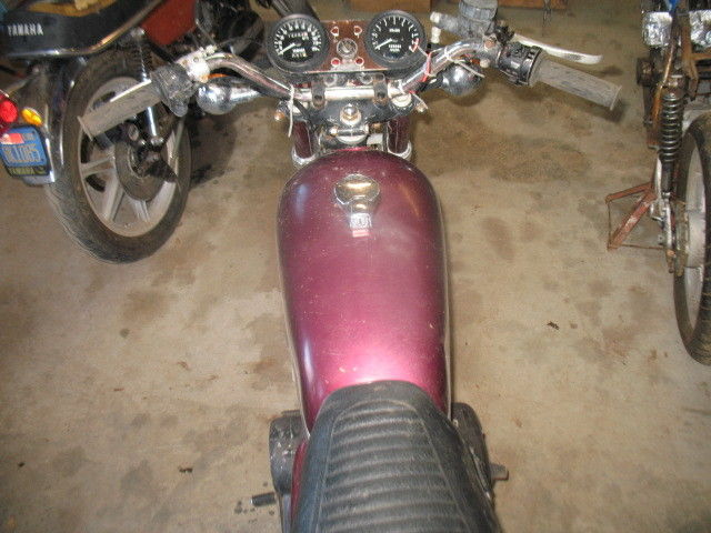 Yamaha RD350 RD400 RZ Parts Vintage Japanese Motorcycle Daytona RD400F