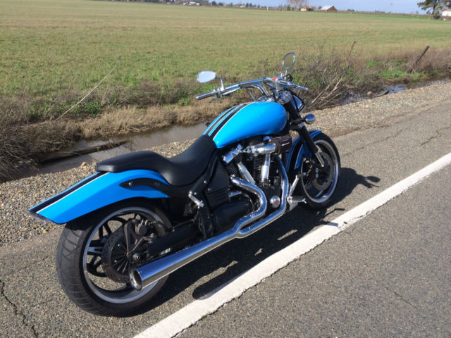 Yamaha road star warrior 1700 custom power cruiser rs for Yamaha warrior for sale
