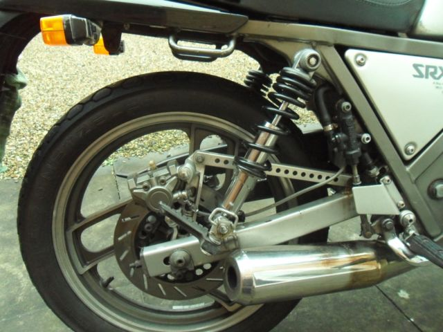 Rebuild Yamaha  Srx