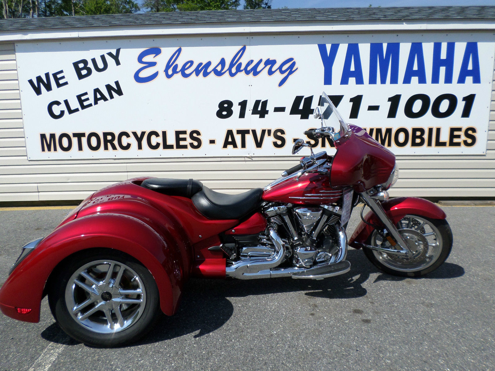 yamaha star stratoliner california sidecar trike on trailer brakes, trailer mounting brackets, trailer plugs, trailer fuses, trailer generator, trailer hitch harness,