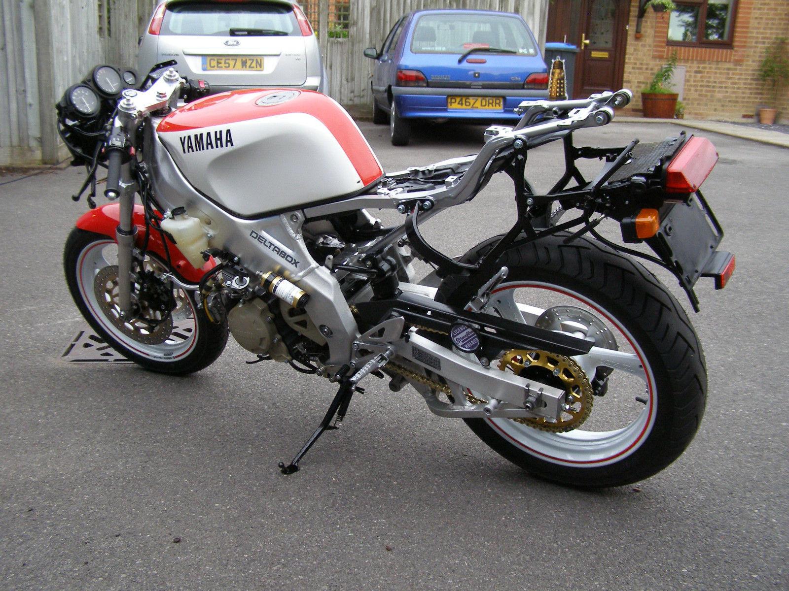 Yamaha Tzr 250 3ma Reverse Cylinder Fully Restored Bike