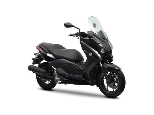 yamaha x max 125 se 125cc maxi scooter. Black Bedroom Furniture Sets. Home Design Ideas