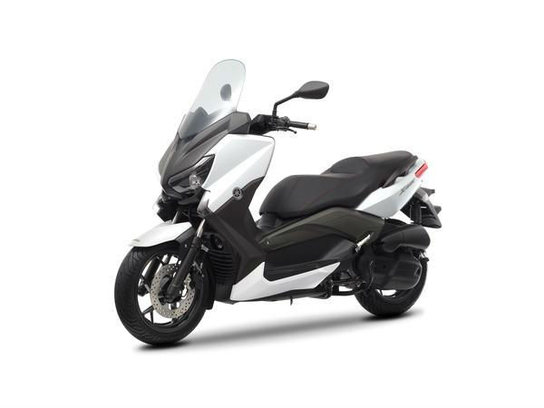 yamaha x max 125 se 125cc maxi scooter. Black Bedroom Furniture Sets. Home Design Ideas