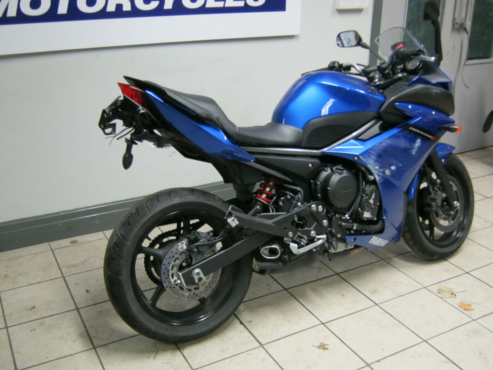 Damaged Yamaha R For Sale