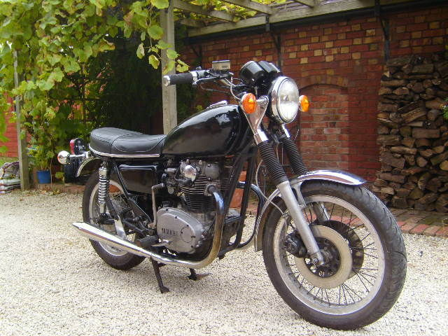 1979 yamaha xs650 pictures to pin on pinterest pinsdaddy for Yamaha mox8 specs