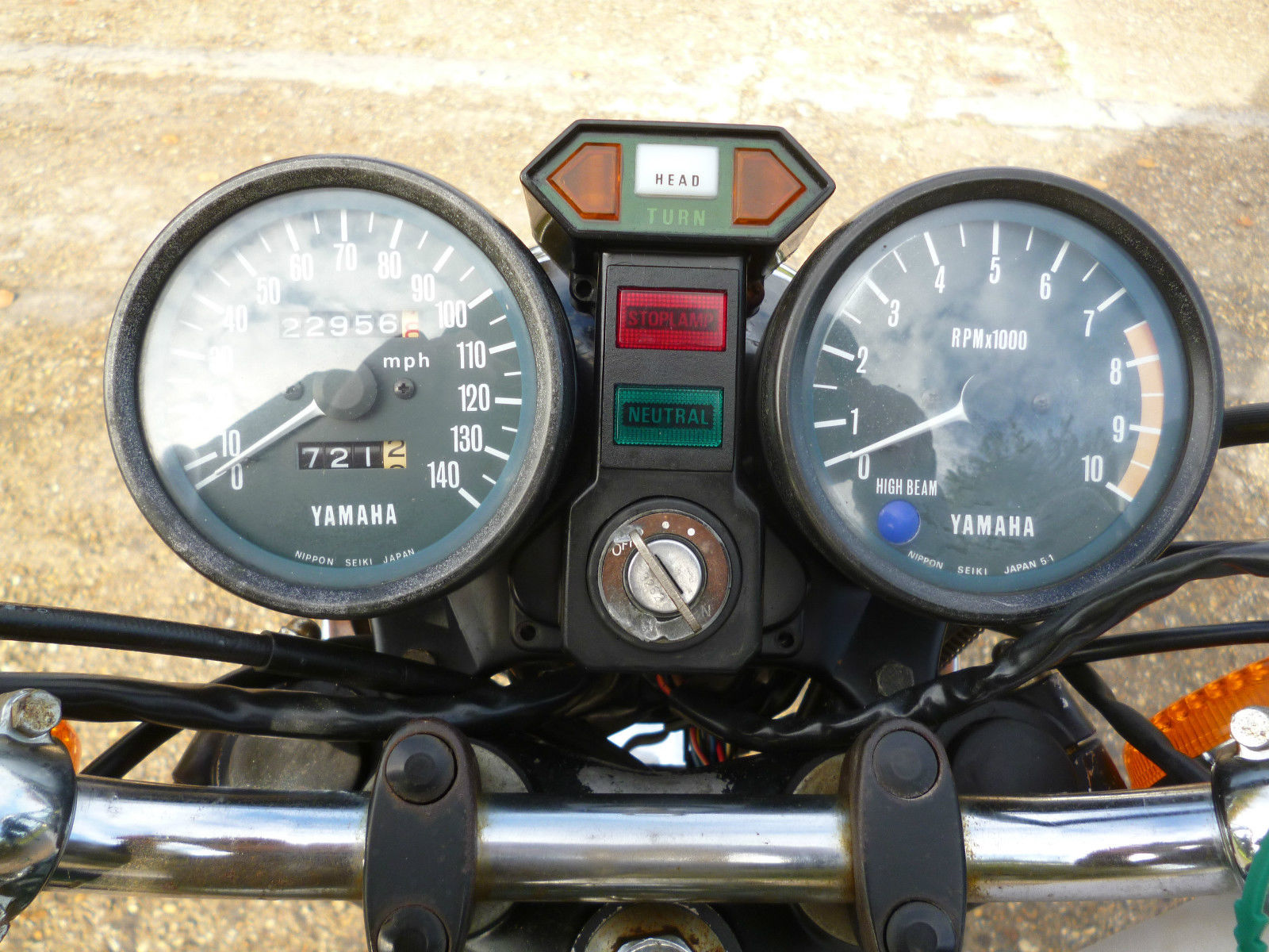Yamaha Xs650 Classic Restoration Flat Tracker Cafe Racer 1981 Rephased Wiring Diagram