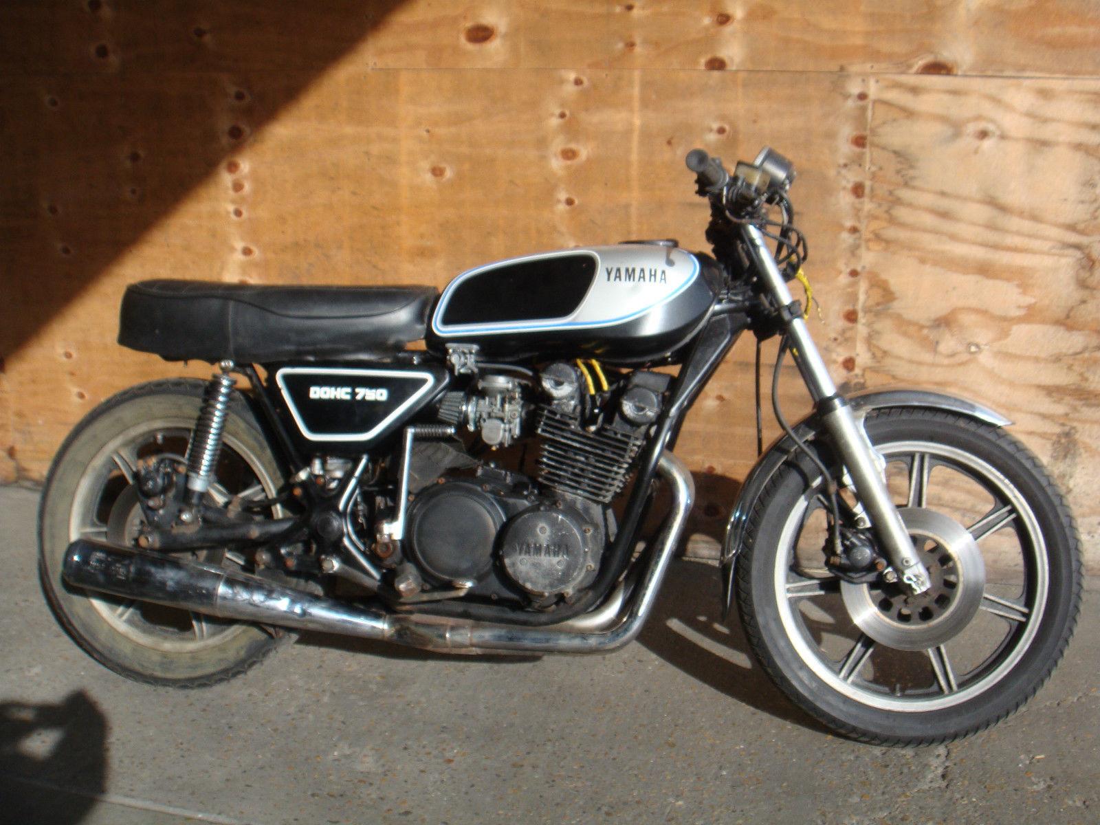 Yamaha XS750 / XS 750 Triple - Cafe Racer Project - MOT'd Spares or Repair
