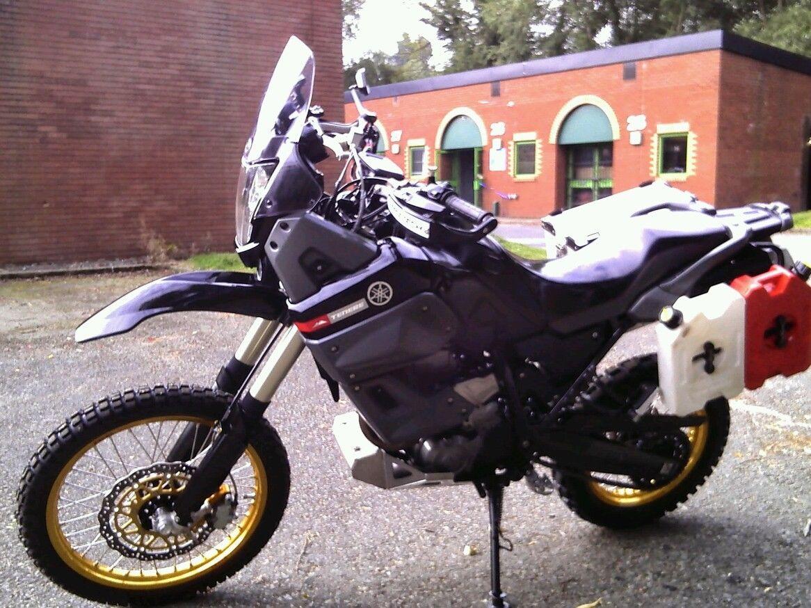 Yamaha Xt 660 Z Xt660z Tenere Overland 800 1200 Gs Xc