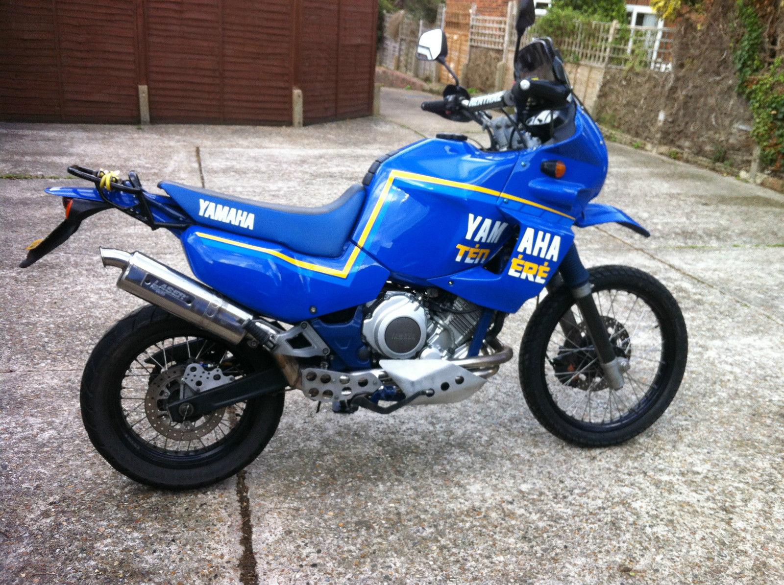 Yamaha Xtz Tenere Price