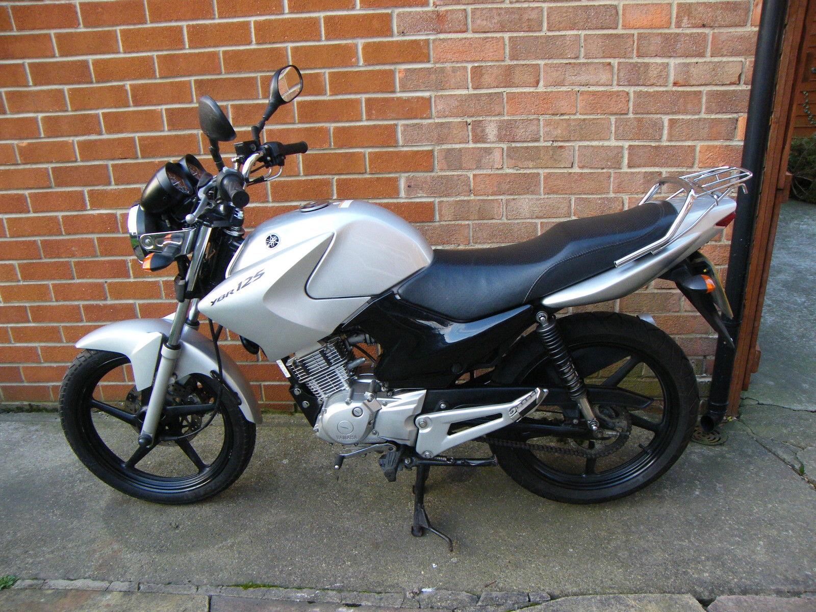 yamaha ybr125ed 11 reg     make an offer 2008 Yamaha YBR 125 Review Yamaha YBR 125G