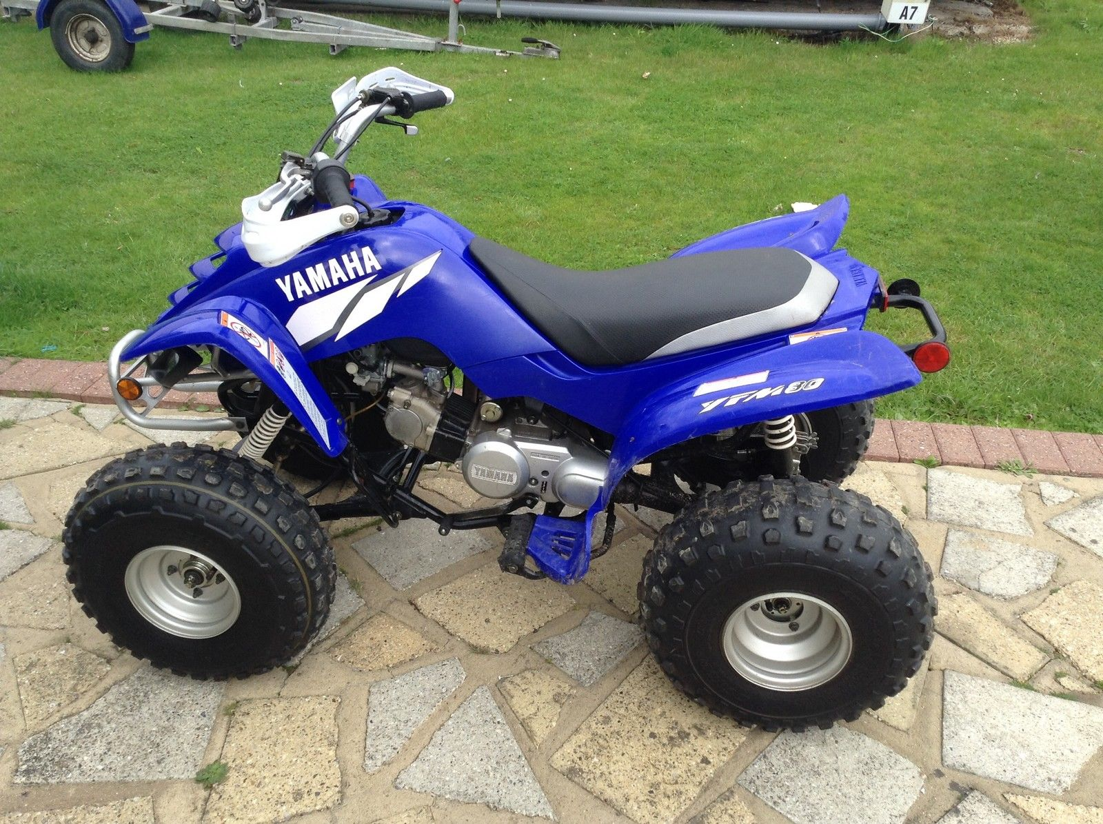 Yamaha yfm 80 mini raptor 2006 for Yamaha raptor 50cc