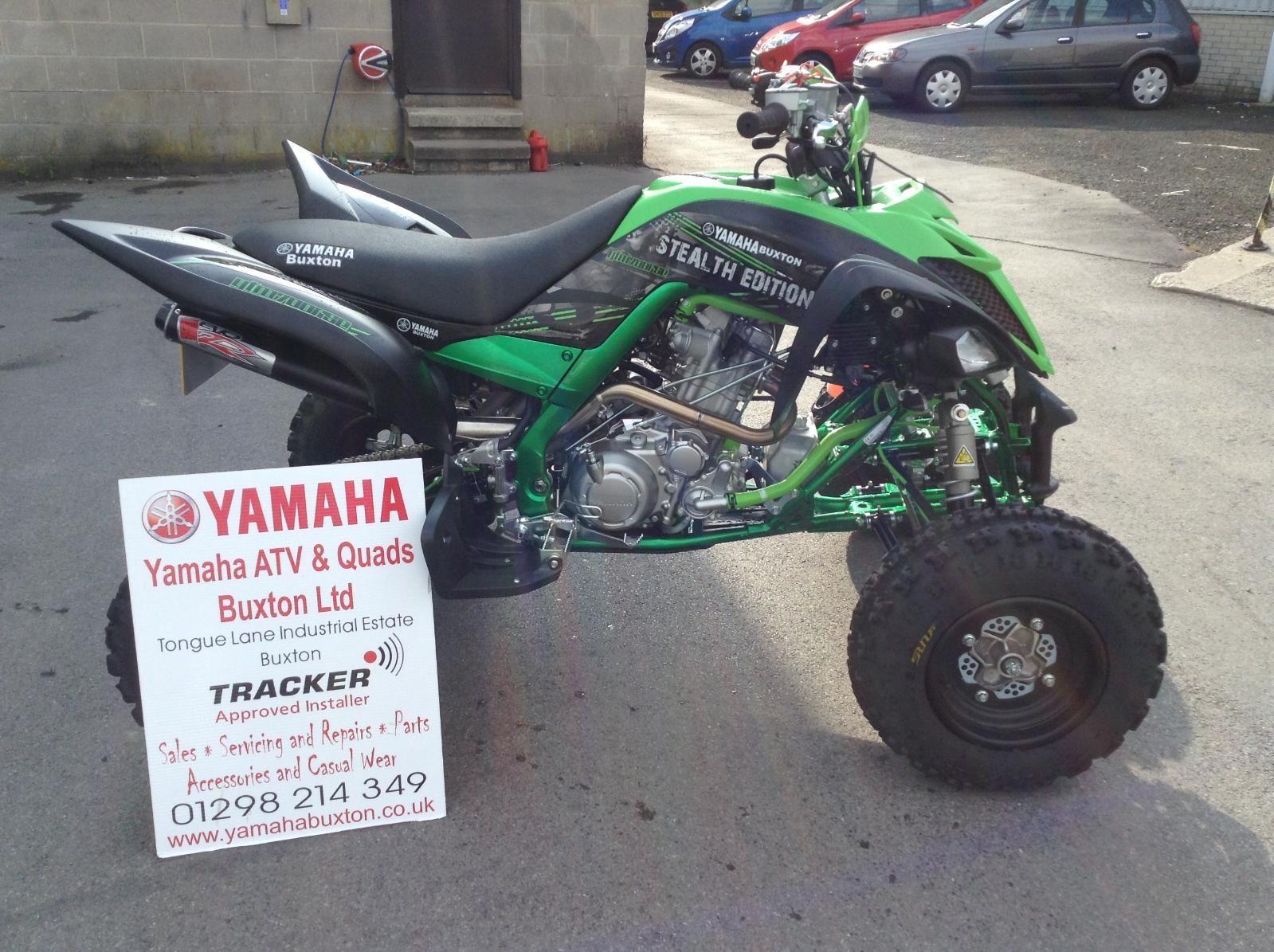 Yamaha Raptor Uk Dealer