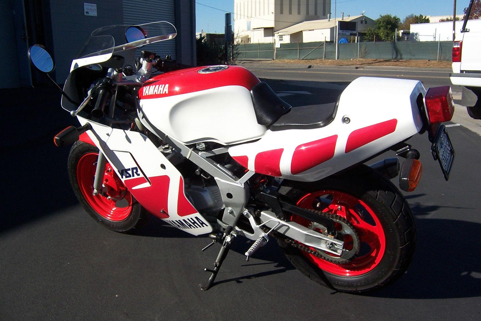 Yamaha ysr50 mini sport bike street legal for Yamaha escondido ca