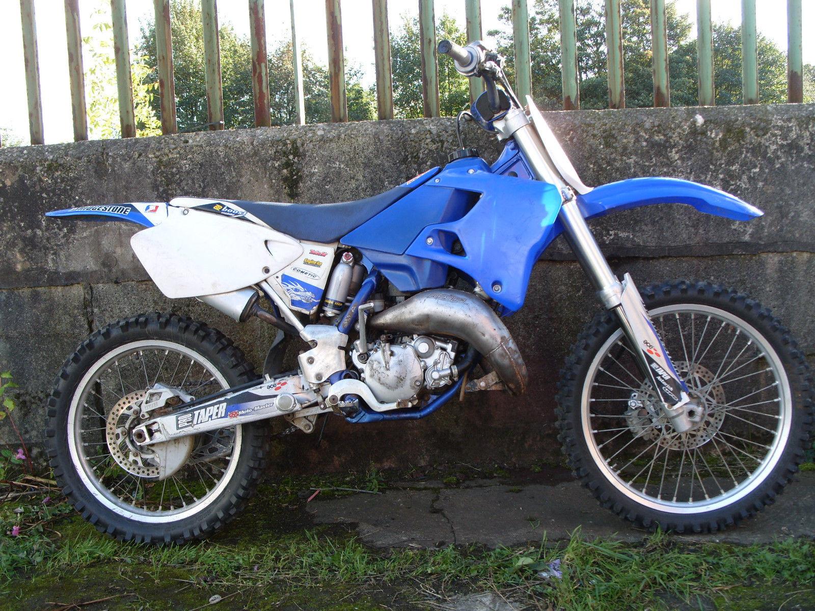 Yamaha Yz 125 2001 - $ 90.000 en Mercado Libre