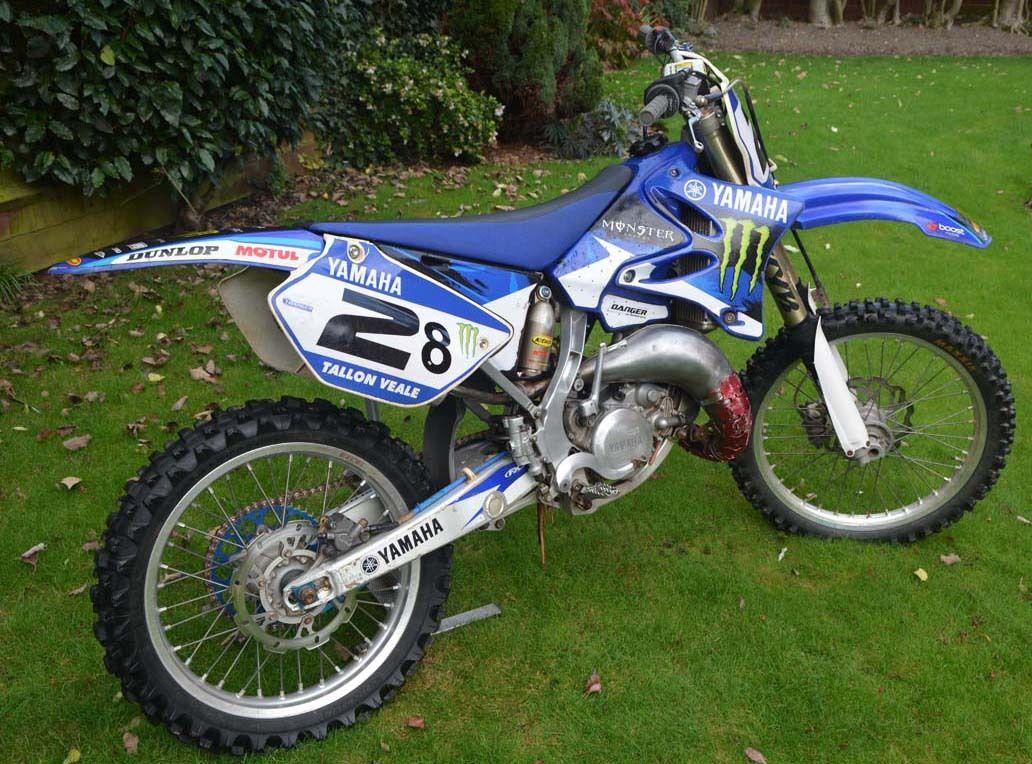 Yamaha Dirt Bike Release Date