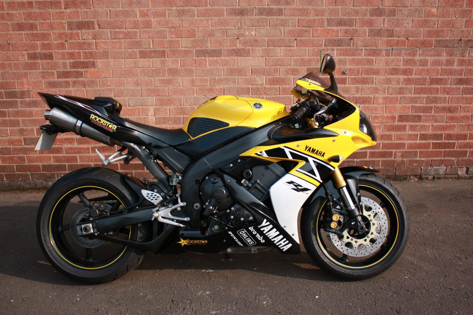 Yamaha yzf r1 2006 998cc 50th anniversary edition for 2006 yamaha r1