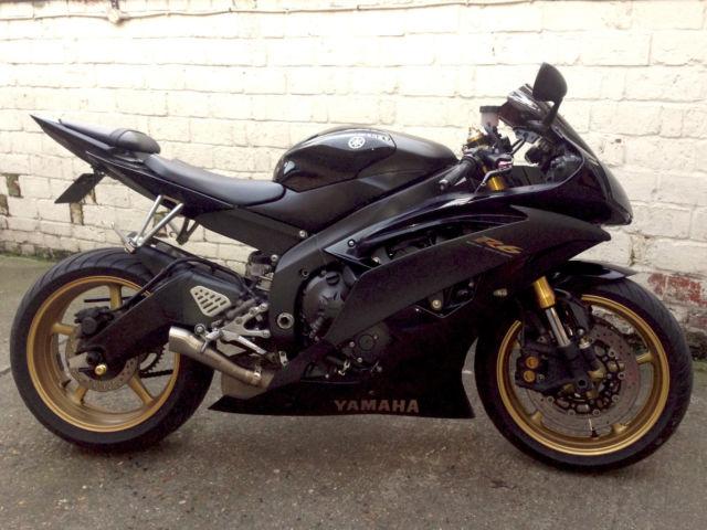 Yamaha yzf r6 2009 r6 for 2009 yamaha r6