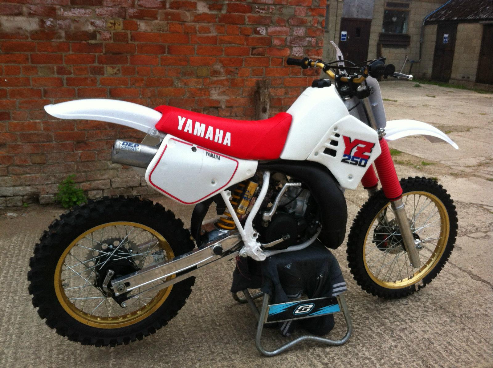 Restore Yamaha Yz