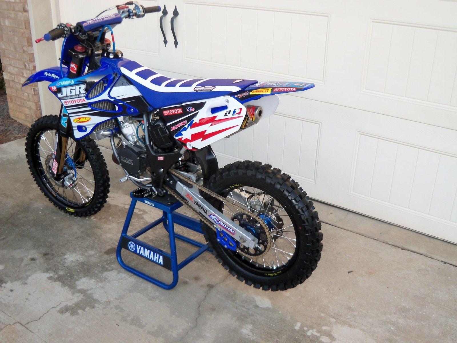 Yamaha Yz Big Wheel Kit